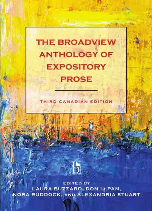 Broadview Anthology
