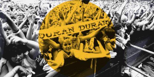 Duran Duran's concert film Arena (An Absurd Notion).