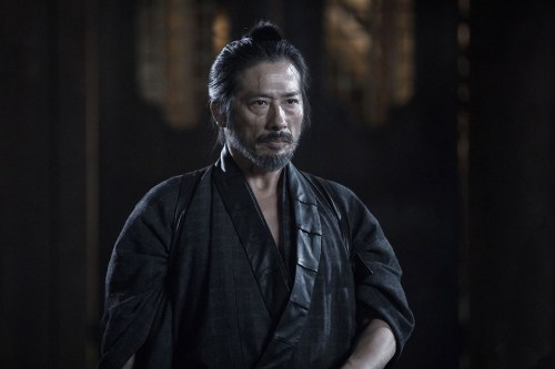 Westworld star Hiroyuki Sanada
